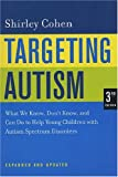 Targeting Autism, Shirley Cohen, 0520248384