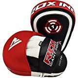 RDX Boxing Target Punch Focus Mitts Hook & Jab Punching Pads MMA Thai Training Strike Kick Shield