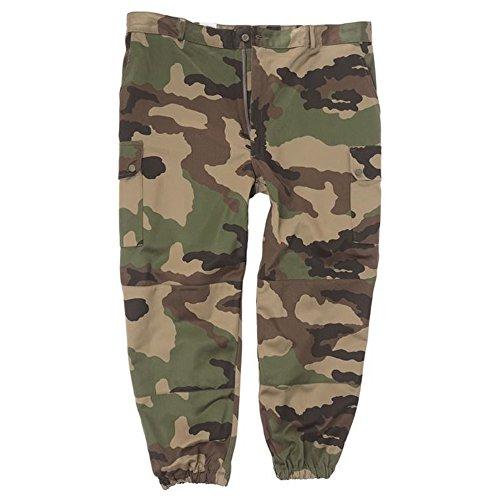 Mil-Tec Original French CCE Camo F2 Field Pants - - Field Pant Camo