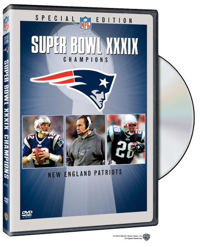 Super Bowl XXXIX - New England Patriots Championship - Xxxviii Super Bowl
