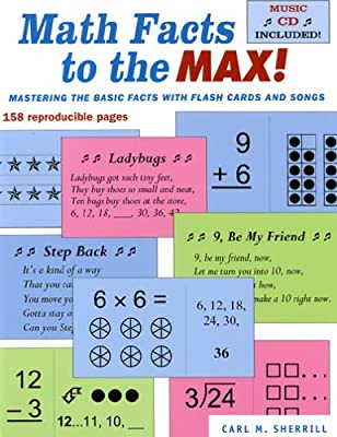 Math Facts to the Max! Mastering the Basic Facts with Flash Cards