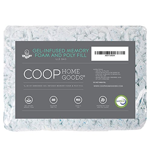Coop Home Goods Adjustable Shredded