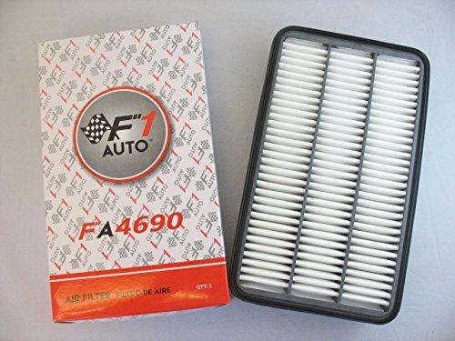 F1AUTO FA4690 FLAT PANEL ENGINE AIR FILTER