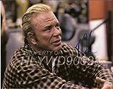 Mickey Rouke Signed the Wrestler Photo #2