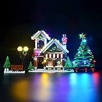 LED Lighting Kit for LEGO ® 10249 Winter Toy Shop