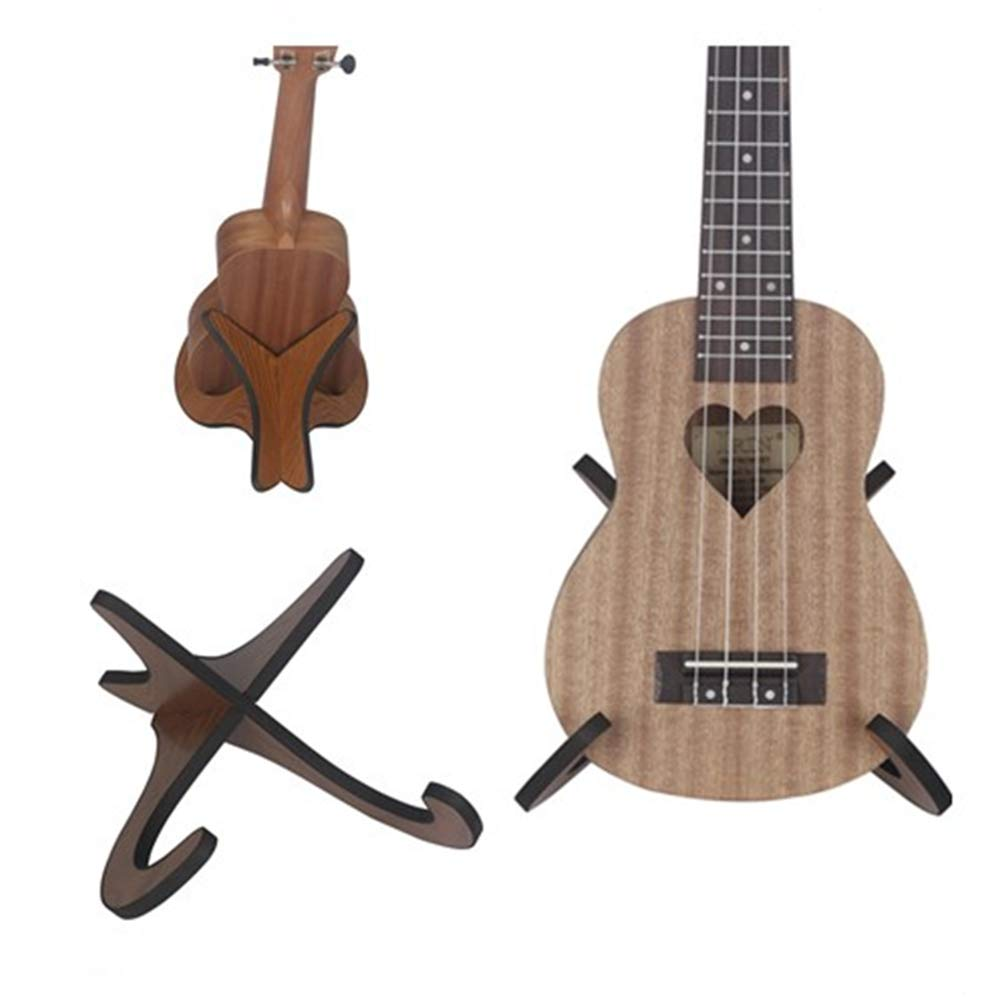 Soporte Sol, DE Madera, Stand, Soporte para Guitarra Partes para ...