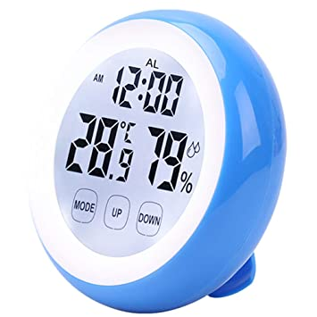 Termómetro de interior higrómetro actualización termómetro ...