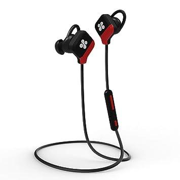 15488d568b5 Promate Wireless Headset, Wireless Bluetooth 4.1 Magnetic Headset aptX Stereo  Earphones, Sweat proof Secure