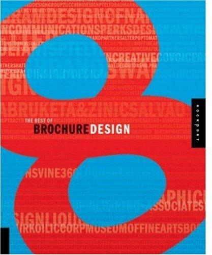 The Best of Brochure Design 8 (Brochure Design)
