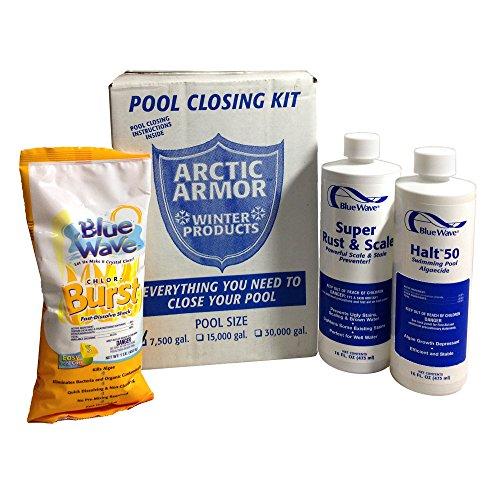 Blue Wave Small Chlorine Pool Winterizing Kit