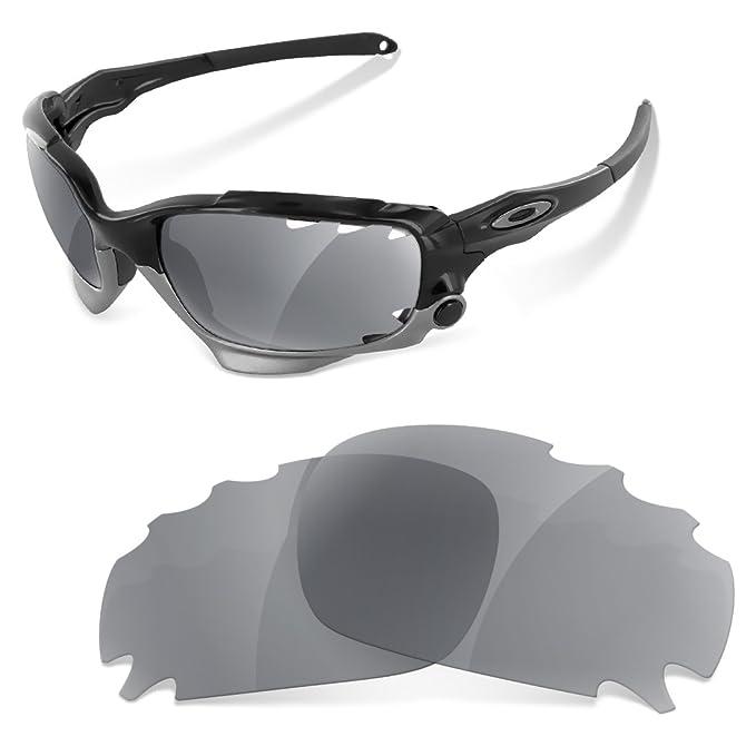 6bb50f515b Sunglasses Restorer Cristales Polarizados de Recambio Grises para Oakley  Jawbone Ventiladas: Amazon.es: Ropa y accesorios