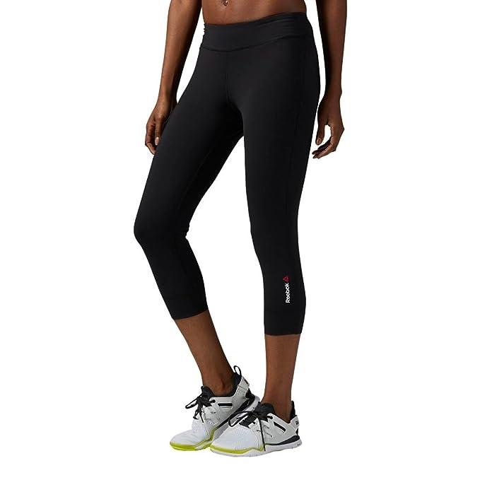Amazon.com: Reebok Womens One Series Nylux Capri: Clothing