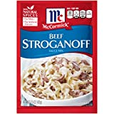 McCormick Beef Stroganoff Seasoning Mix, 1.5 oz