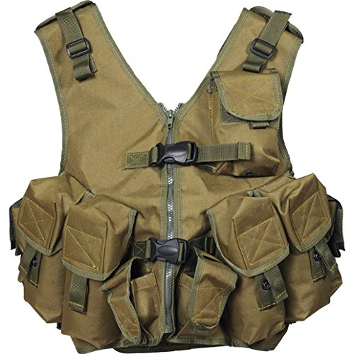 Russian Military Combat Vest ''The Rock'' by Azimut SS by Azimut SS