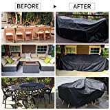 king do way Patio Furniture Covers