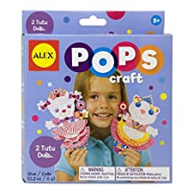 ALEX Toys - Craft POPS 2 Tutu Dolls Activity Kit