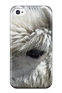 Sanp On Case Cover Protector For Iphone 4/4s (alpaca)