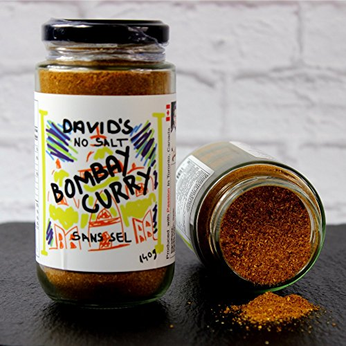 David's Bombay Curry Powder - 140g
