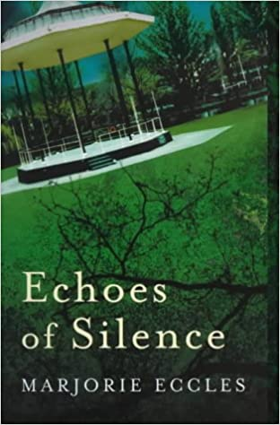 Book Echoes of Silence (Constable crime)