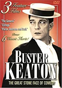 Buster Keaton: The Great Stone Face of Comedy [Import]