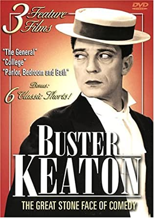 Αποτέλεσμα εικόνας για The Great Stone Face , mr Buster Keaton