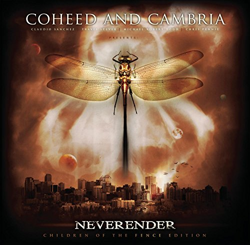 Coheed And Cambria-Neverender-4CD-FLAC-2009-FiXIE Download