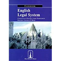 English Legal System: Casebook