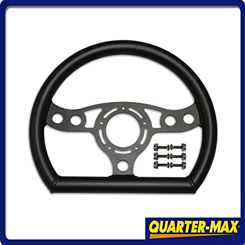 12 inch racing steering wheel - 6