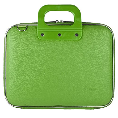 SumacLife Cady Travel Protective Carrying Bag Case for Archos 101 XS 2 / Platinum / Xenon / Neon / Cobalt / Titanium 10.1-inch Tablets (Green)