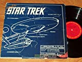 INSIDE STAR TREK Gene Roddenberry LP Theme Song interviews music TV soundtrack COLUMBIA 1976