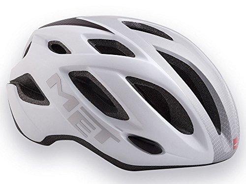[해외]MET (메트로) IDOLO (イドロ) 헬멧 (화이트 실버) / Met (Met) Idolo (Idro) helmet (white silver)