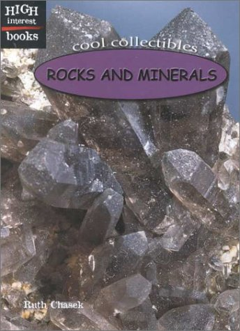 Rocks and Minerals (High Interest Books: Cool Collectibles)