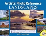 Artist's Photo Reference Landscapes, Gary Greene, 0891349987