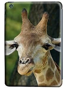 Giraffe Head for Ipad Mini 3D Case by Sallylotus