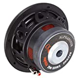 "Alphasonik HSW208 Hyper 200 Series 8"" 200 Watts"