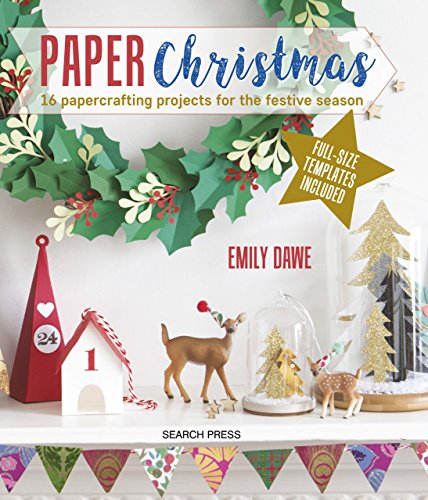 Advent Christmas Crafts (Paper Christmas)