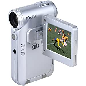 Samsung SCM105 MPEG4 Sports Camcorder w/10x Optical Zoom (Discontinued by Manufacturer)