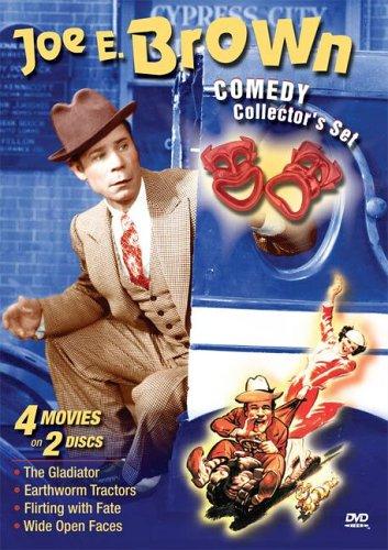 Joe E. Brown Comedy Collector's Set