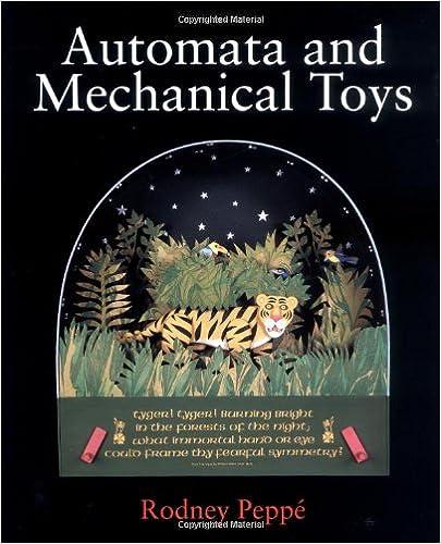 Automata And Mechanical Toys Descargar PDF Gratis