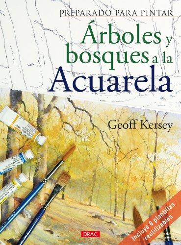 Descargar Libro Árboles Y Bosques A La Acuarela Geoff Kersey
