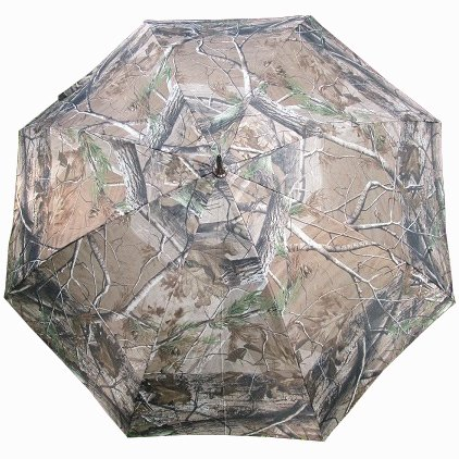 Realtree Camouflage Compact Auto Open 44″ Umbrella