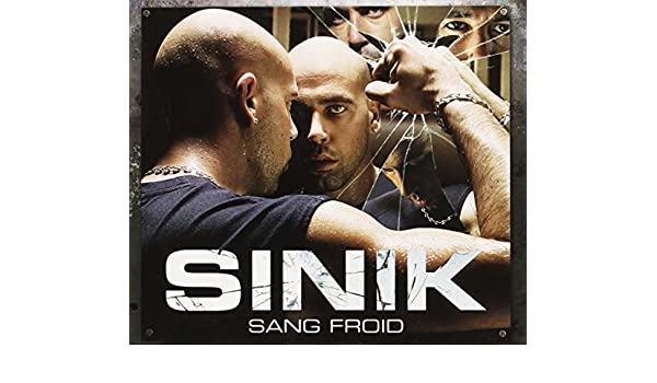 album sang froid sinik