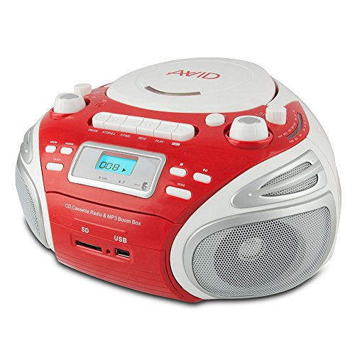 AVID BB 992 Stereo Player Education