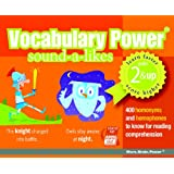 Vocabulary Power Sound-A-Likes: 400 Homonyms and Homophones to Know for Reading Comprehension