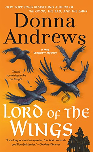 Lord of the Wings: A Meg Langslow Mystery (Meg Langslow Mysteries) -