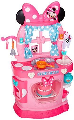 Minnie Bow-Tique Sweet Surprises Kitchen Toy