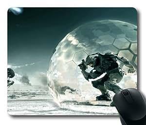 Halo Reach Mouse pad, Customized Rectangle Mousepad