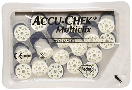 Accu,Chek Multiclix Lancets, 102 Count by ACCU-CHEK