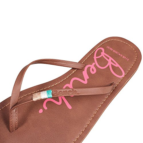 Bench Beach Womens Sandals Brown Beach Sandals Bench Brown Womens Wn6I7pUq