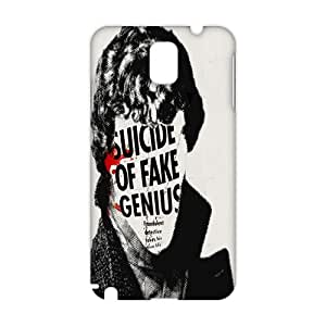 Evil-Store Suicide of fake genius 3D Phone Case for Samsung Galaxy s5
